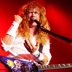 Dave Mustaine Talks New Megadeth Album, Compares New Song to 'Holy Wars'