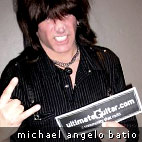 Michael Angelo Batio: 'I Always Wanted My Guitars To Be Different And Unique'