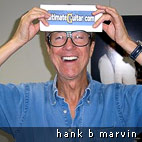 Hank Marvin: Everyone Has To Move On