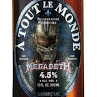 Megadeth Are Making Beer Now