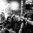 So Axl & Slash Had a Sexy Pizza Party With 200 Models