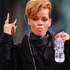 Rihanna Has a Death Metal Logo Now, This Is What It Looks Like