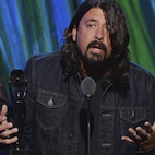 Dave Grohl Revealed to Be on the Board of Rock & Roll Hall of Fame