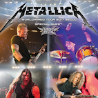 Babymetal Announced as Support Act for Metallica on Upcoming Tour