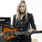 Alice Cooper's Guitarist Nita Strauss: I Learned Everything From UG When I Was a Kid