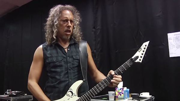 kirk hammett ibanez tube screamer can be a musically limiting pedal music news ultimate. Black Bedroom Furniture Sets. Home Design Ideas