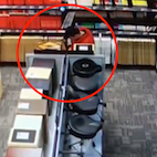 WTF: Dude Steals Guitar By Stuffing It in His Pants, Casually Walking Away