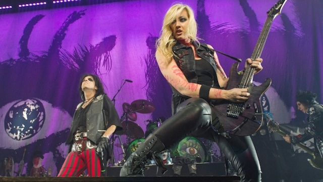 Nita Strauss: The Biggest Lesson I've Learned From Working With Alice Cooper