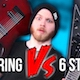 Why Not Just Downtune? This Is the Difference Between 8-String and 6-String Downtuned 10 Halfsteps