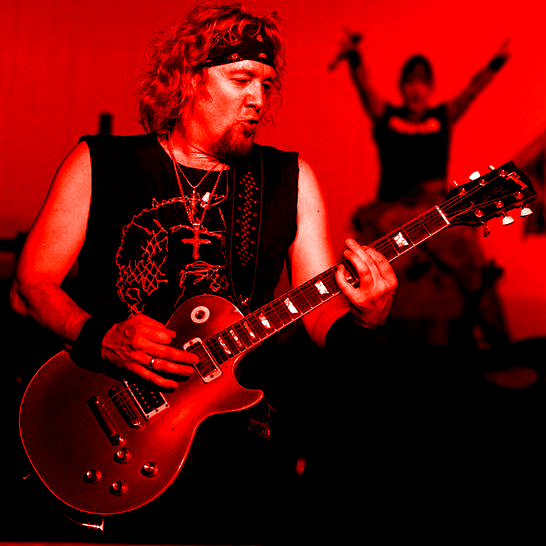 Top 10 Guitar Solos by Adrian Smith