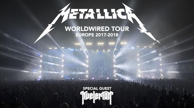 metallica announces european dates of wordwired tour music news ultimate guitar com. Black Bedroom Furniture Sets. Home Design Ideas