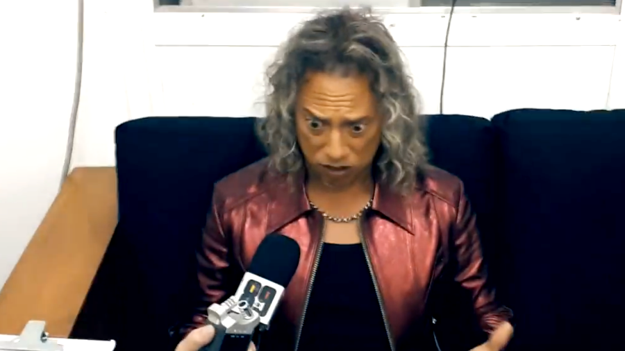 Kirk Hammett: This Is the Best Advice I Can Give to Young Guitarists