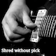 Guitar Lesson: How to Shred Without a Pick