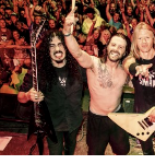 Class Act: Metallica Replaced Tribute Band's Stolen Gear
