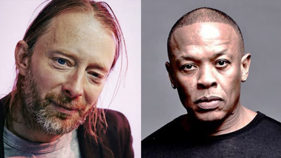 Radiohead Guitarist: I Wanted Dr. Dre to Produce 'Kid A ...