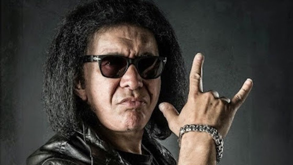 Gene Simmons Files Trademark Application For Famous Rock Hand Gesture