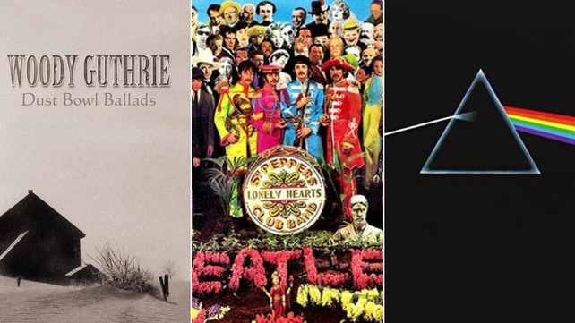 From Woody Guthrie To Pink Floyd: These Are The First 10 Concept Albums Ever