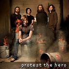 Protest The Hero Stream 'Sequoia Throne' Remix On UG