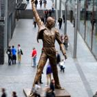 Freddie Mercury Statue Unveiled