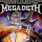 Competition: Win Megadeth Tickets!
