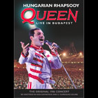 'Hungarian Rhapsody - Queen Live In Budapest' Released