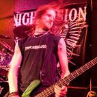 Nightvision Bassist Dead: Dean Hocking Dies In Car Accident