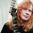 Dave Mustaine Opens Soup Kitchen For The Homeless