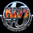 KISS Mark 40th Anniversary