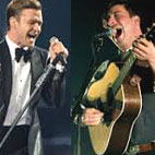 Mumford & Sons Singer Working With Justin Timberlake