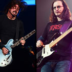 Dave Grohl to Play With Rush at Rock and Roll Hall of Fame?