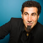 Serj Tankian Translating His Music Into Paintings
