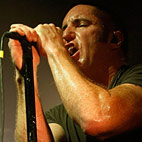 NIN Premiere 'Came Back Haunted'