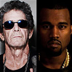 Lou Reed on Kanye West: 'No One's Doing What He's Doing, It's Not Even on the Same Planet'