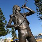Bon Scott's Hometown Statue Unveiling Planned for Next August