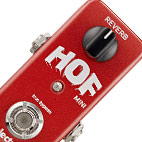 TC Electronic Announces Hall of Fame Mini Reverb