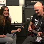 Ultimate Guitar at NAMM 2014 With Blackstar Amps