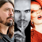 Dave Grohl and Billy Corgan Featured in Kickstarter Campaign for Studio Documentary