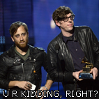 The Black Keys Honoured With a Tribute Burger