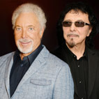 Tony Iommi to Work With Tom Jones?