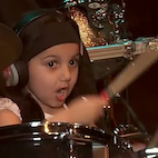Watch: 5-Year-Old Girl Nails SOAD's 'Chop Suey' on Drums