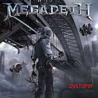 Take a Listen to Dave Mustaine's Favorite Song From New Megadeth Album