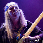 Uli Jon Roth: 'I Started Playing The Guitar Simply Because I Love Music'