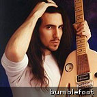 Hit The Lights: Bumblefoot: 'Chinese Democracy' Is GN'R's 'White Album' (The Beatles)'