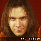 Hit The Lights: Paul Gilbert: 'People Really Didn't Think That You Could Be A Musician'
