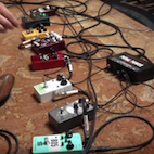 Experiment: This Is What It Sounds Like When You Plug EIGHT Overdrive Pedals Into One Guitar