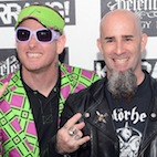 Corey Taylor Remembers Being Banned From Joining Anthrax: 'So Pissed!'
