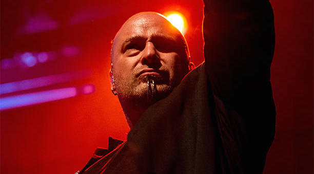 Disturbed's Draiman: 'There Is Not a Single News Source in Existence That Is Simply Reporting the News'