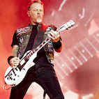 James Hetfield: I Have a Problem With Metallica Songs Being Too Long