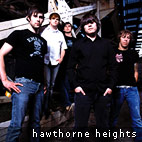 Hawthorne Heights To Record For Live CD/DVD