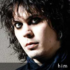 HIM To Guest On Iron Maiden Singer's Radio Show